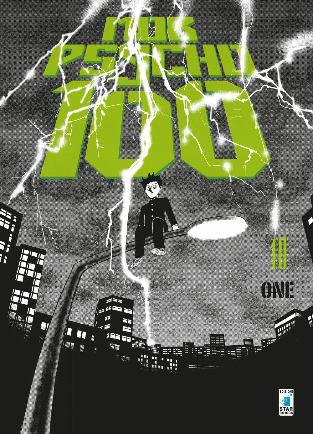Mob Psycho 100. Vol. 10