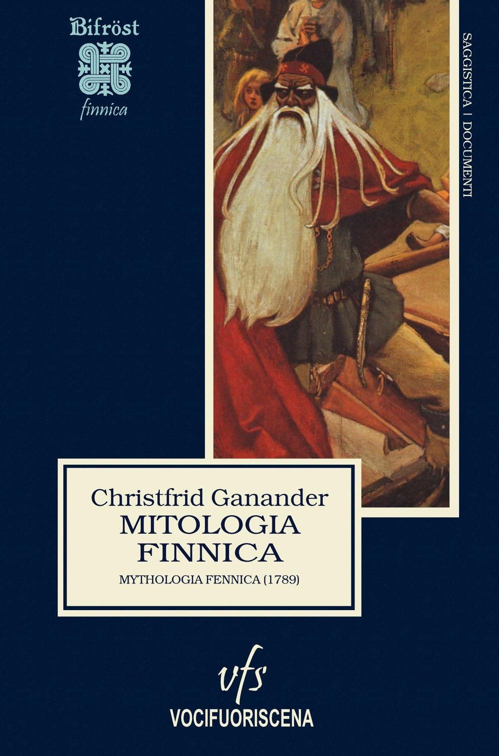 Mitologia finnica. Mythologia fennica (1789)