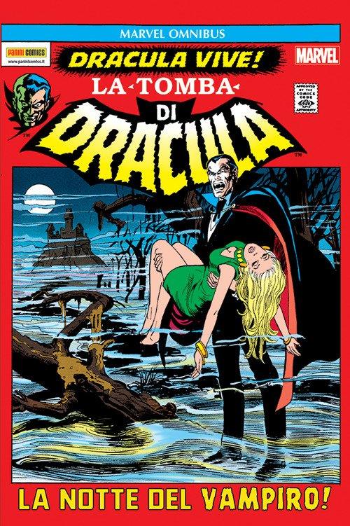 La tomba di Dracula. Marvel Omnibus. Vol. 1