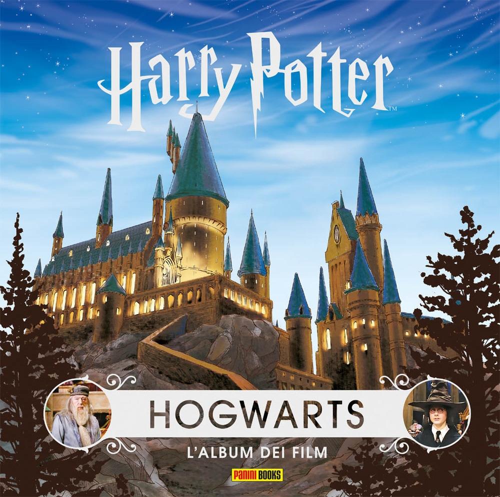 Harry Potter. Hogwarts. L'album dei film