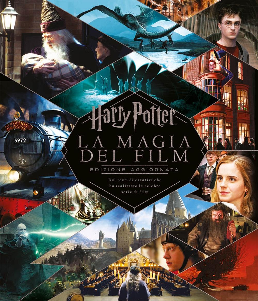 Harry Potter. La magia del film