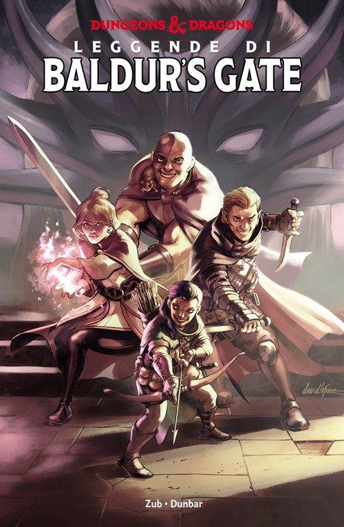 Dungeons & Dragons. Con gadget. Vol. 1: Leggende di Baldur's Gate