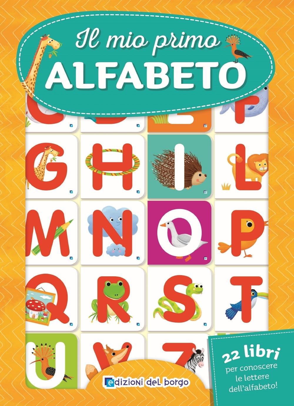 Il mio primo alfabeto. Ediz. a colori