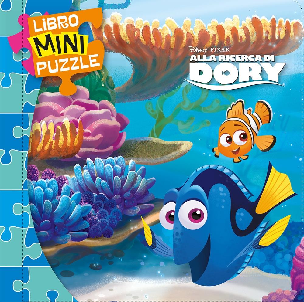 Alla ricerca di Dory. Libro mini puzzle