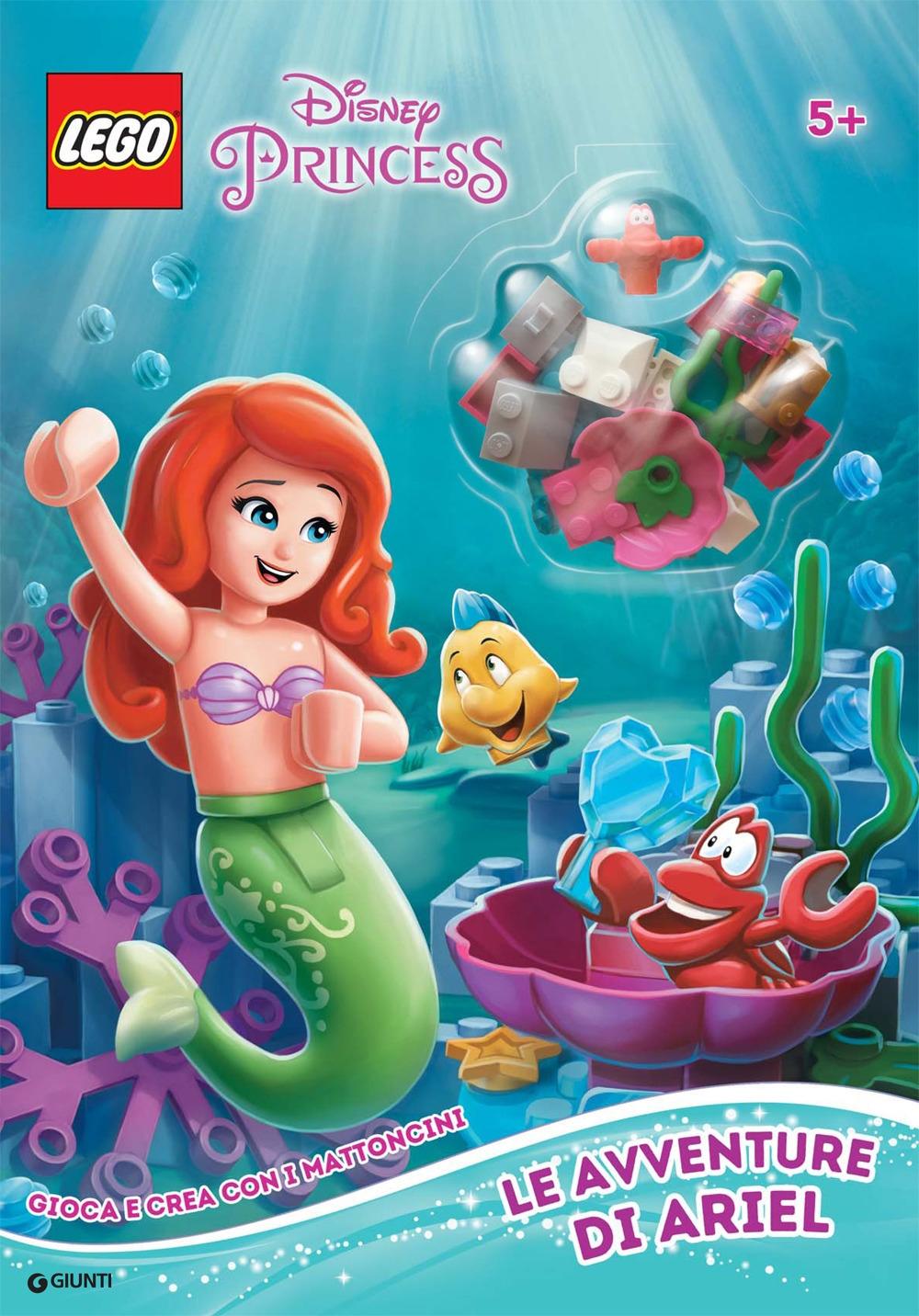 Le avventure di Ariel. Principesse Lego. Super album