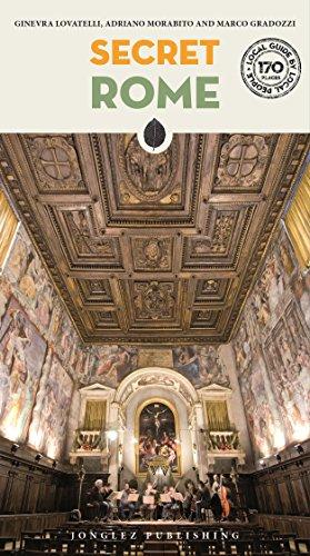 Roma insolita e segreta. Ediz. inglese