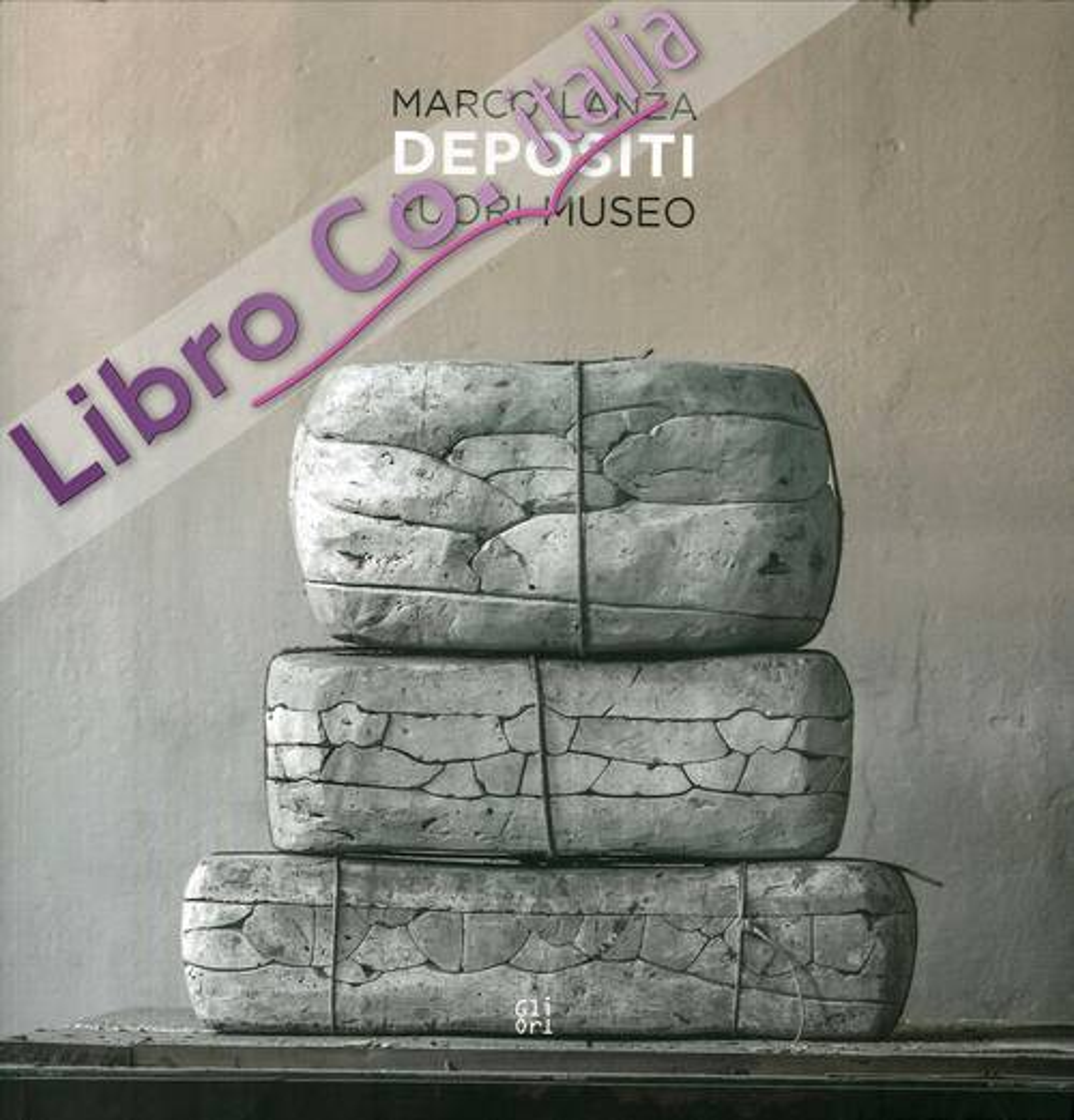 Marco Lanza. Depositi. Fuori museo