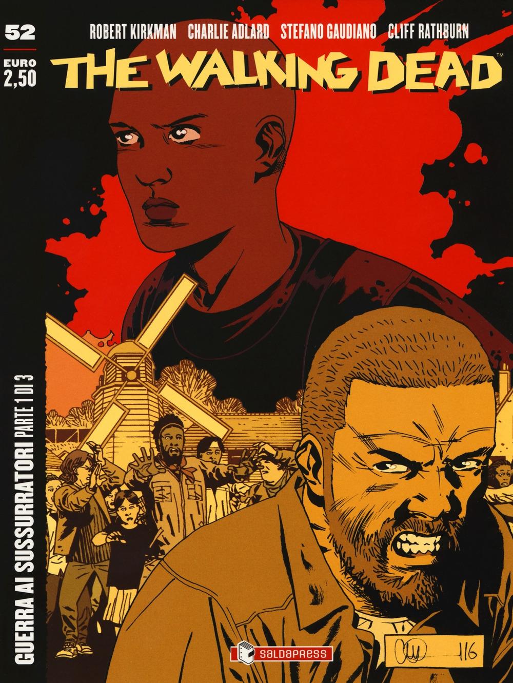 The walking dead. Vol. 52: Guerra ai sussurratori. Parte 1