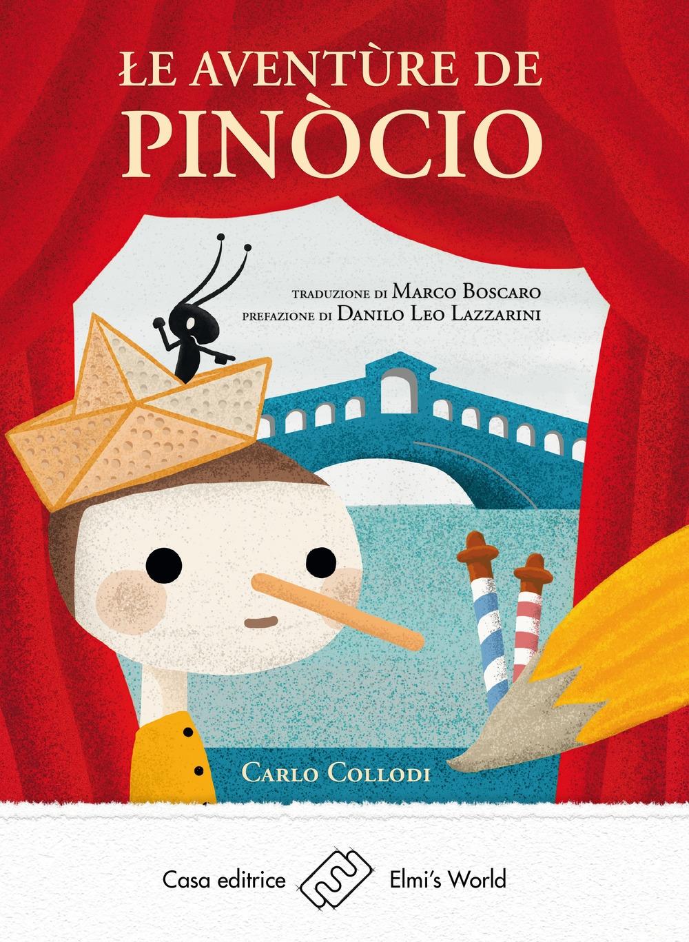 Le Aventure De Pinocio.