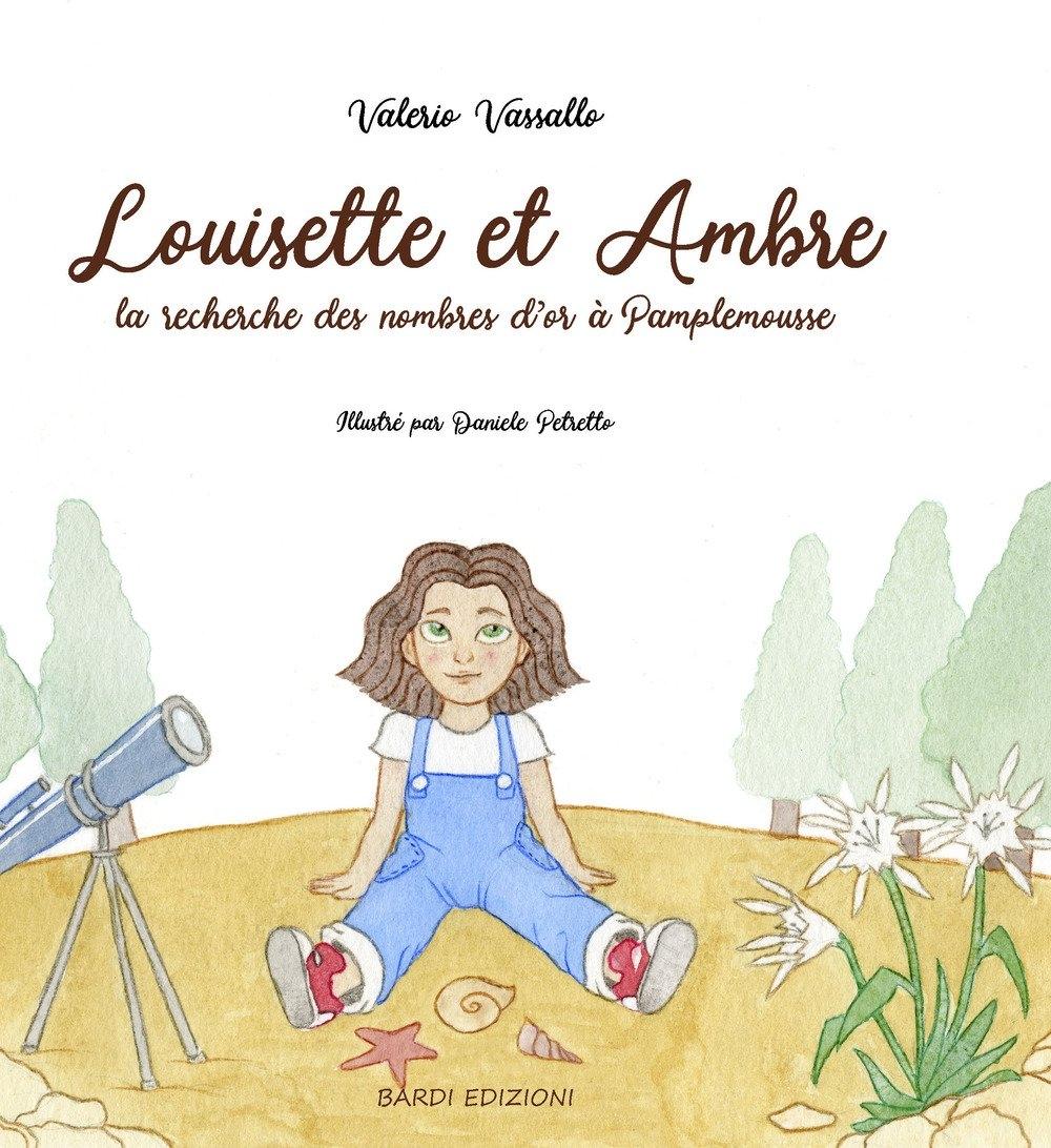 Louisette et Ambre à la recherche des nombres d'or à Pamplemousse