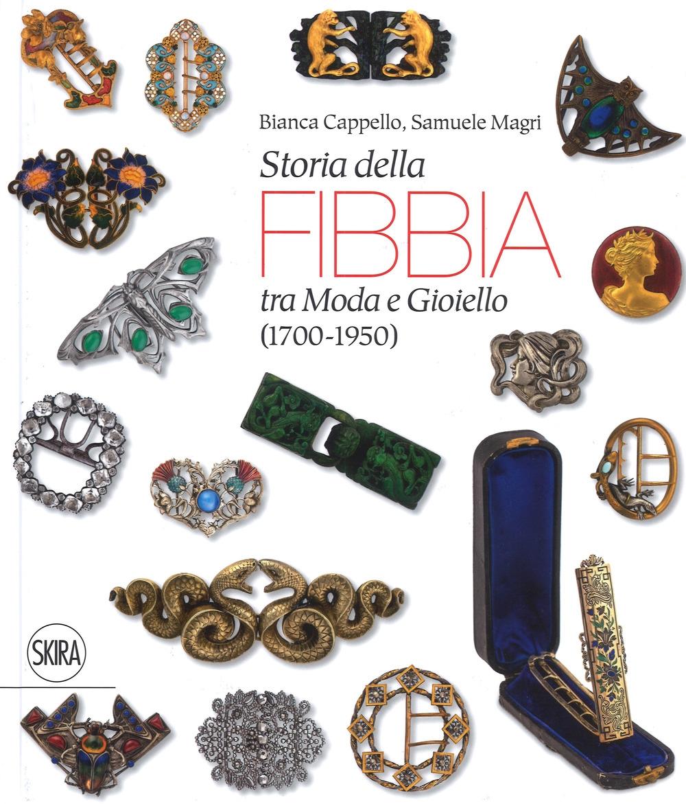 Storia della fibbia tra moda e gioiello 1700-1950