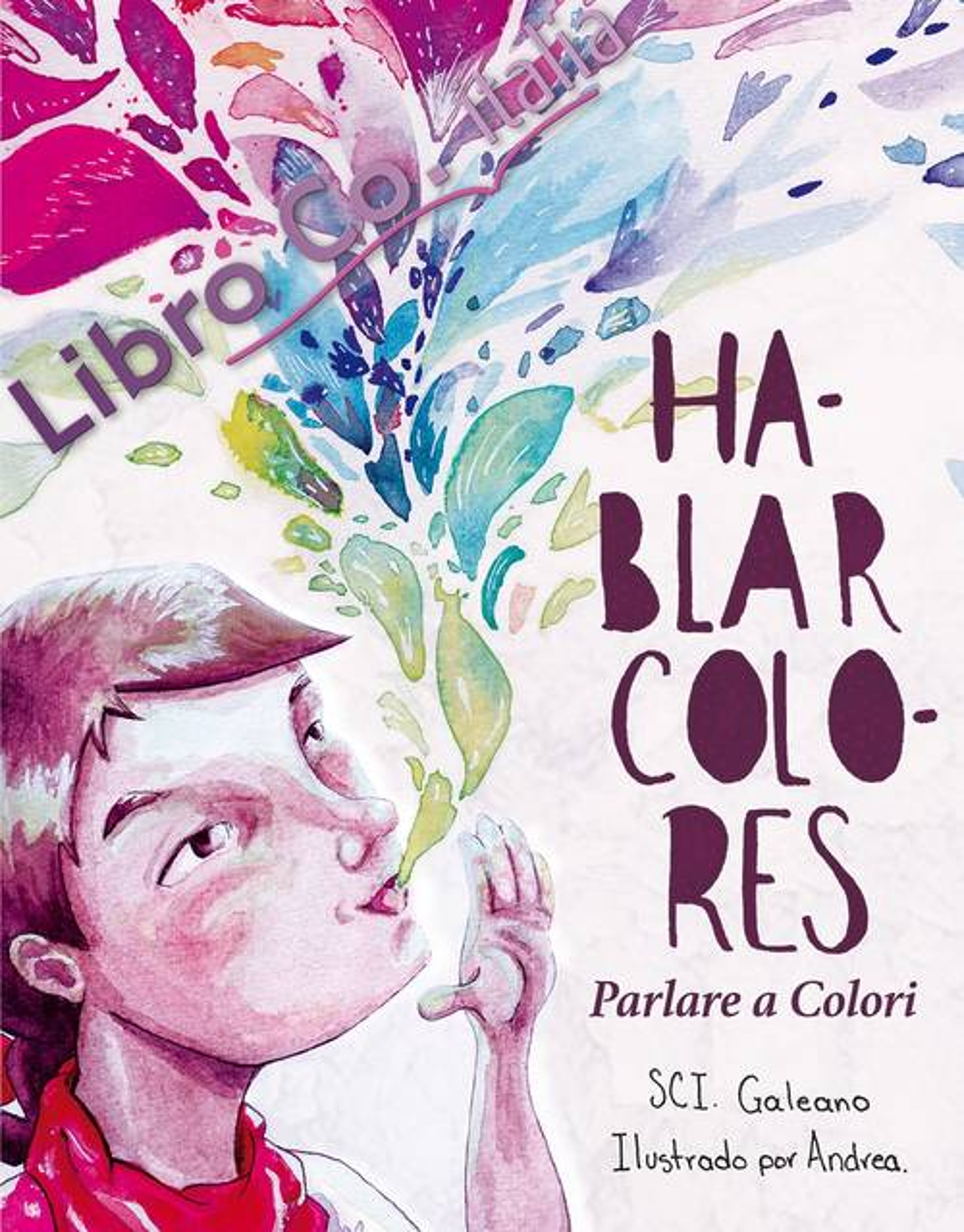 Hablar colores. Parlare a colori