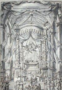 Quaderni dell'Istituto di Storia dell'Architettura. n.s. 68, 2018