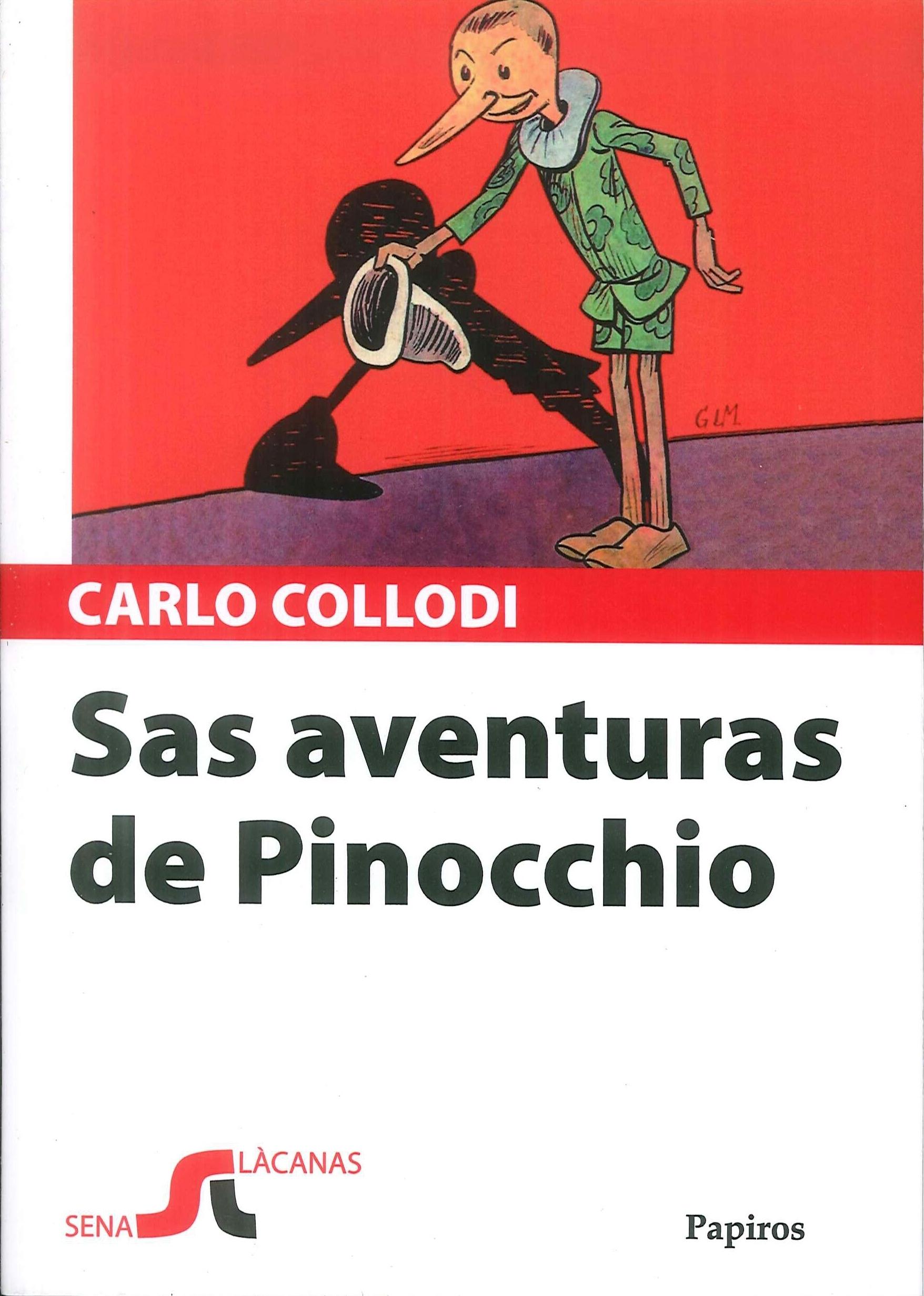 Sas aventuras de Pinocchio