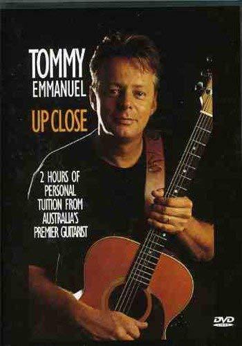 Tommy Emmanuel - Up Close [Edizione: Regno Unito]