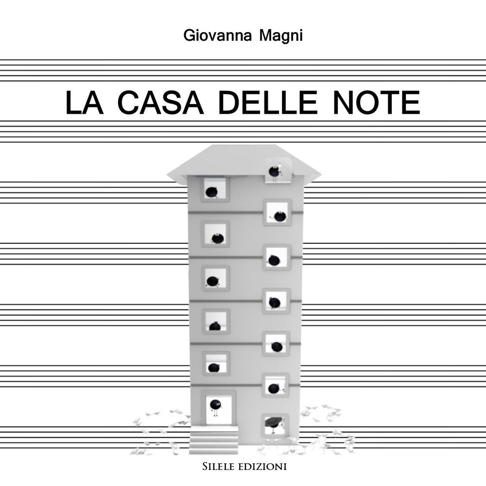 La casa delle note. A home for the notes.