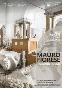 Mauro Fiorese. Treasure rooms.