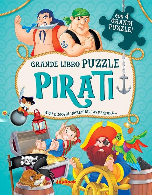 I pirati. Con 4 puzzle