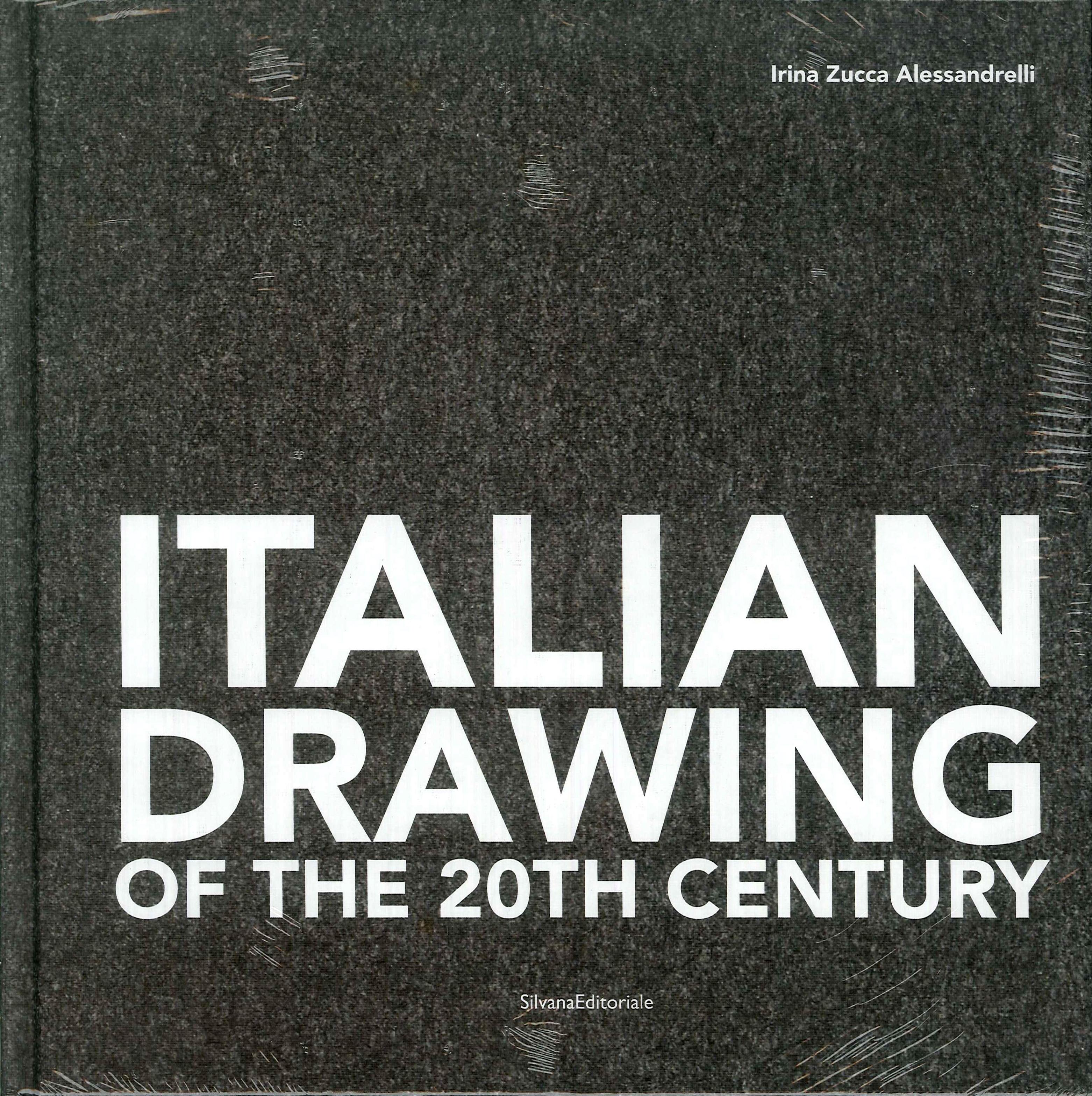 Italian Drawing of 20th Century.