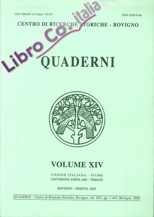 Quaderni. Volume XIV