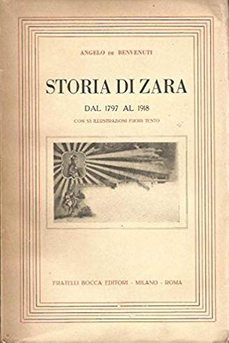 Storia di Zara dal 1797 al 1918