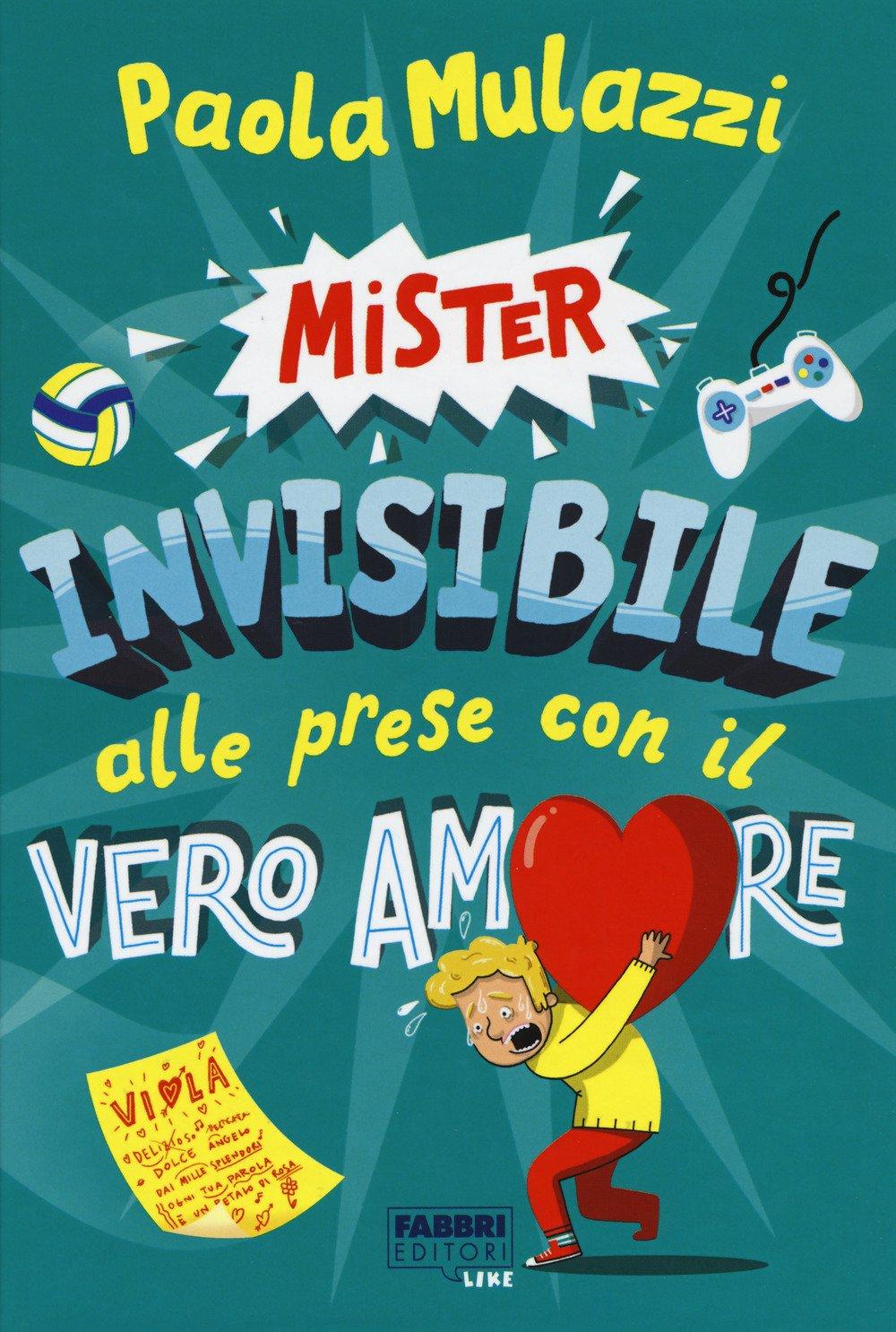 Mister Invisibile alle Prese con il Vero Amore