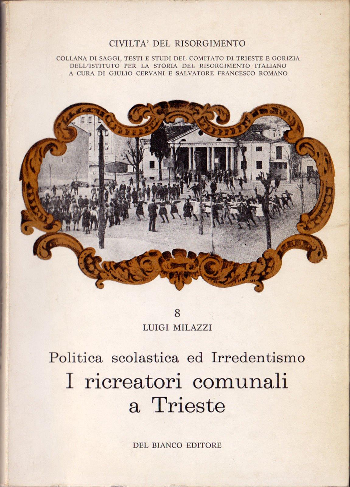 I ricreatori comunali a Trieste