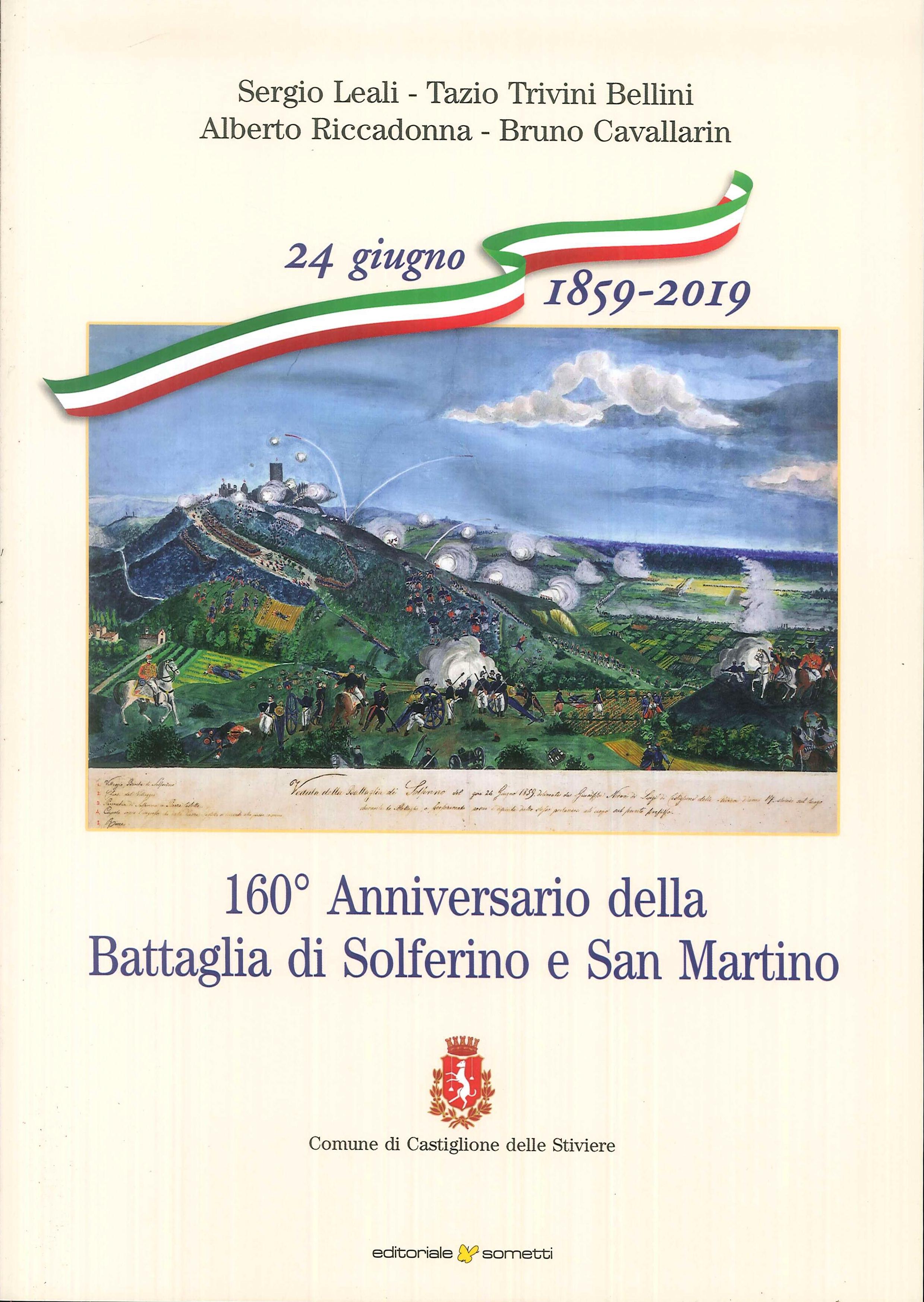 160° Anniversario della Battaglia di Solferino e San Martino