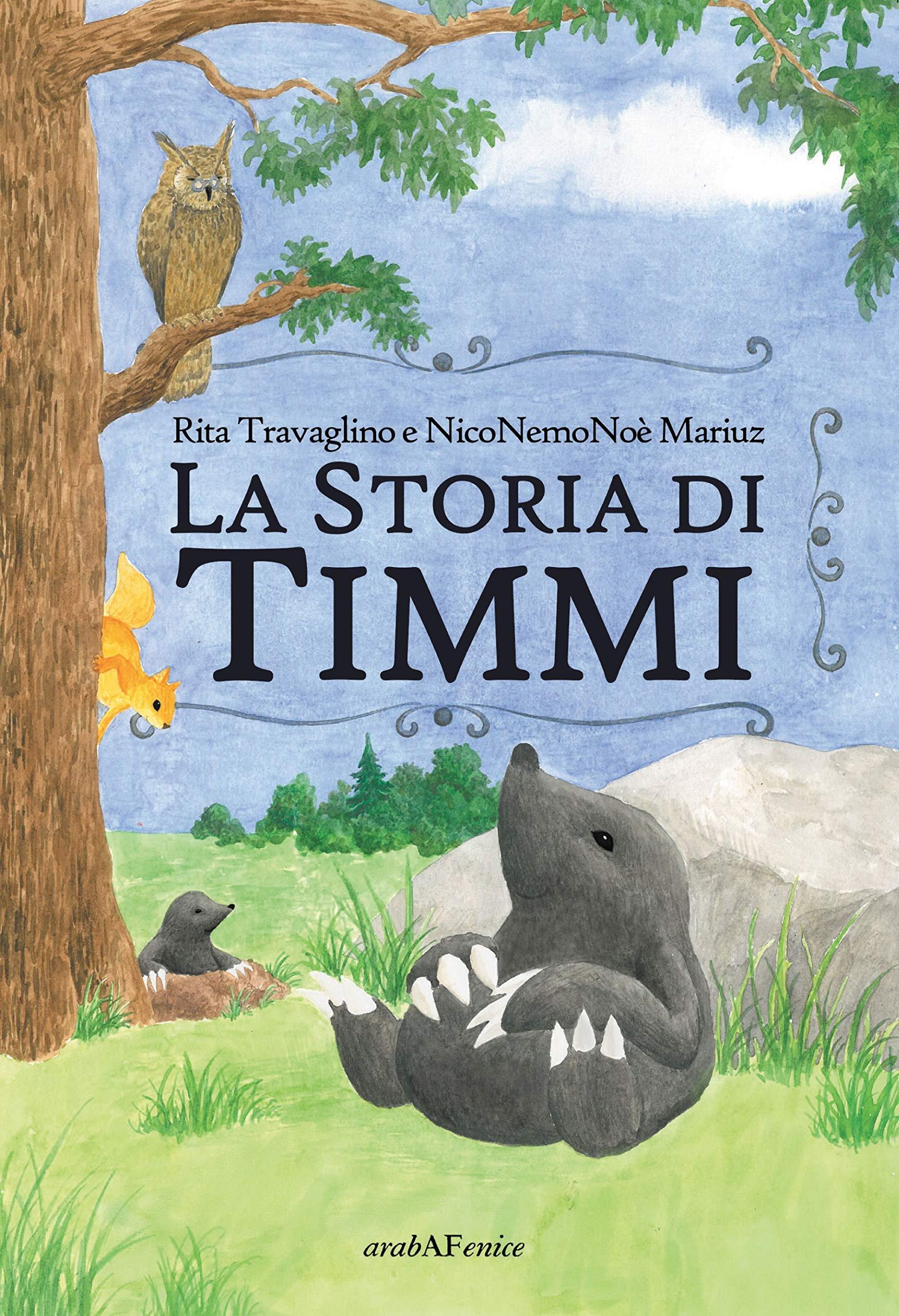 La storia di Timmi
