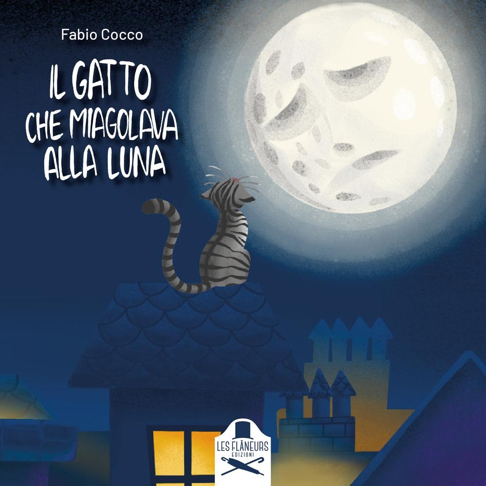 Il Gatto che Miagolava alla Luna