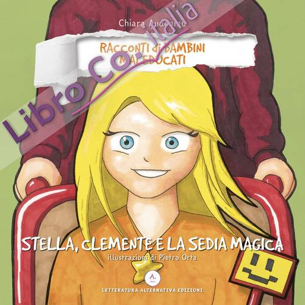 Stella, Clemente e la sedia magica