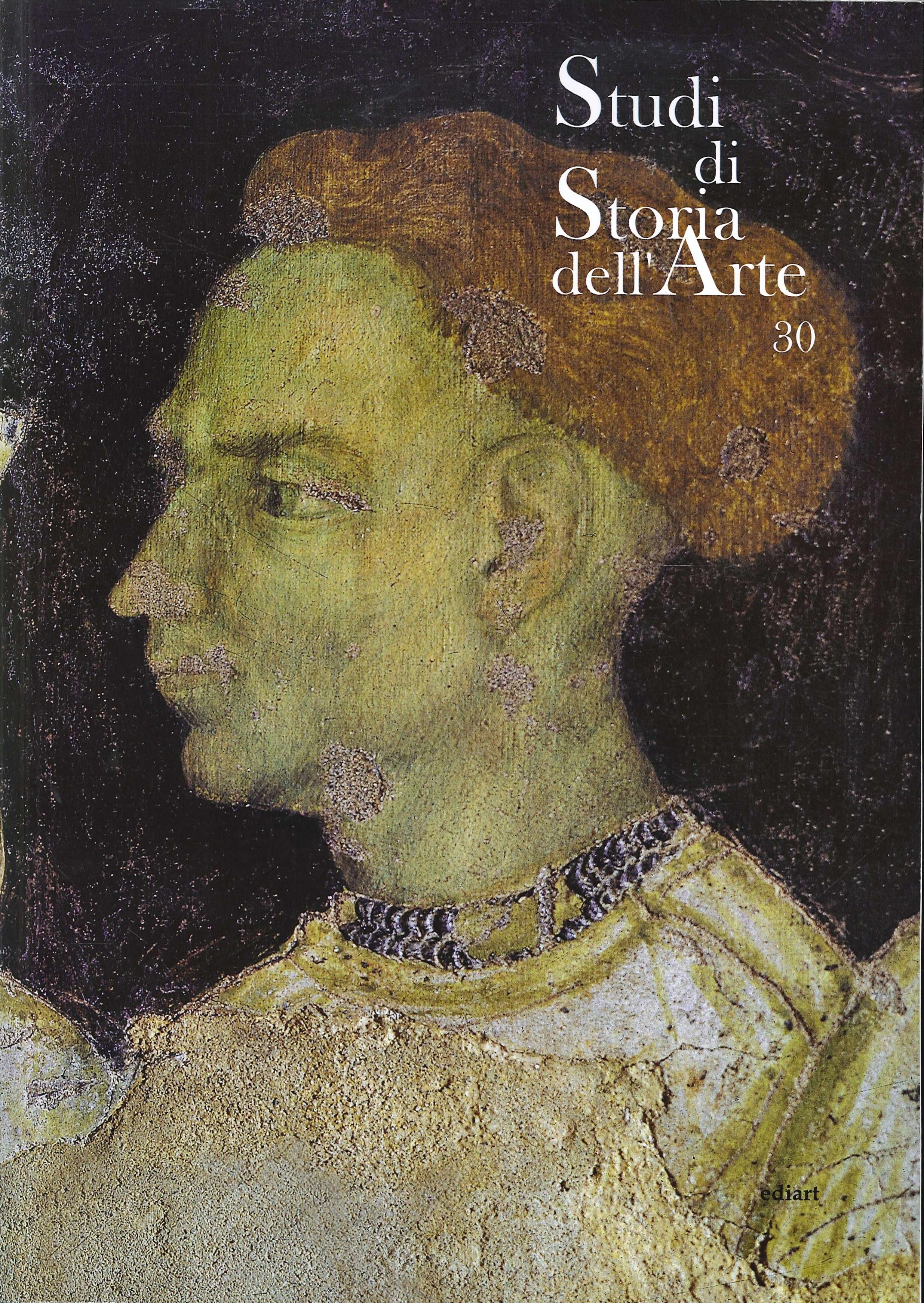 Studi di Storia dell'Arte. 30. 2019