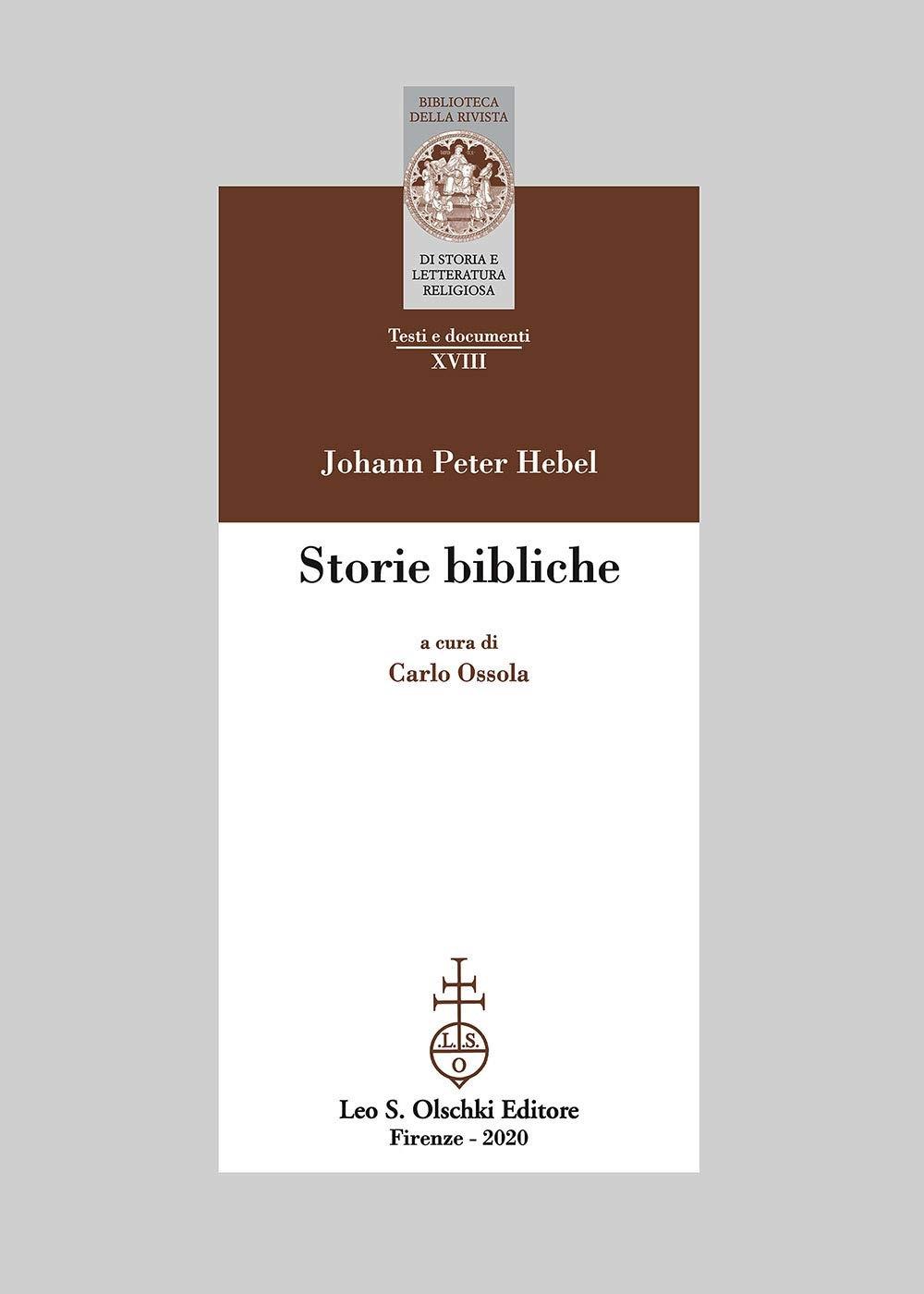 Le storie bibliche