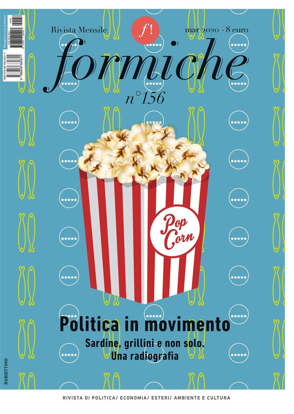 Formiche (2020). Vol. 156