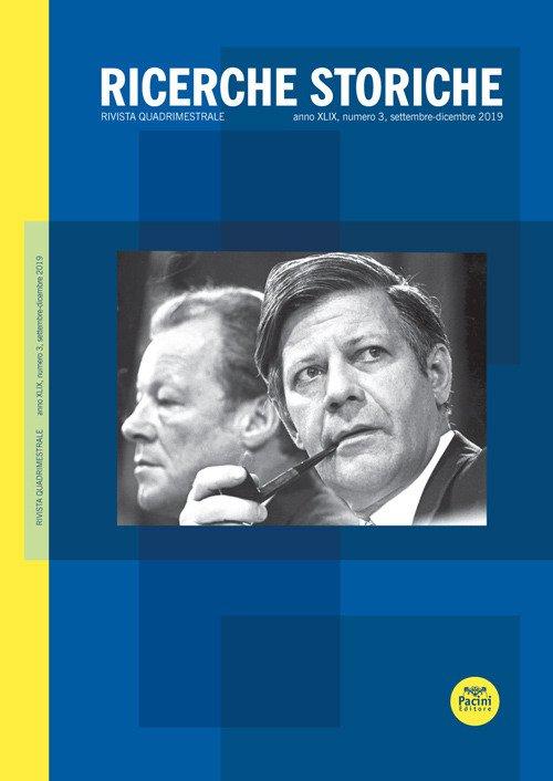 Ricerche storiche. Ediz. italiana e inglese (2019). Vol. 3