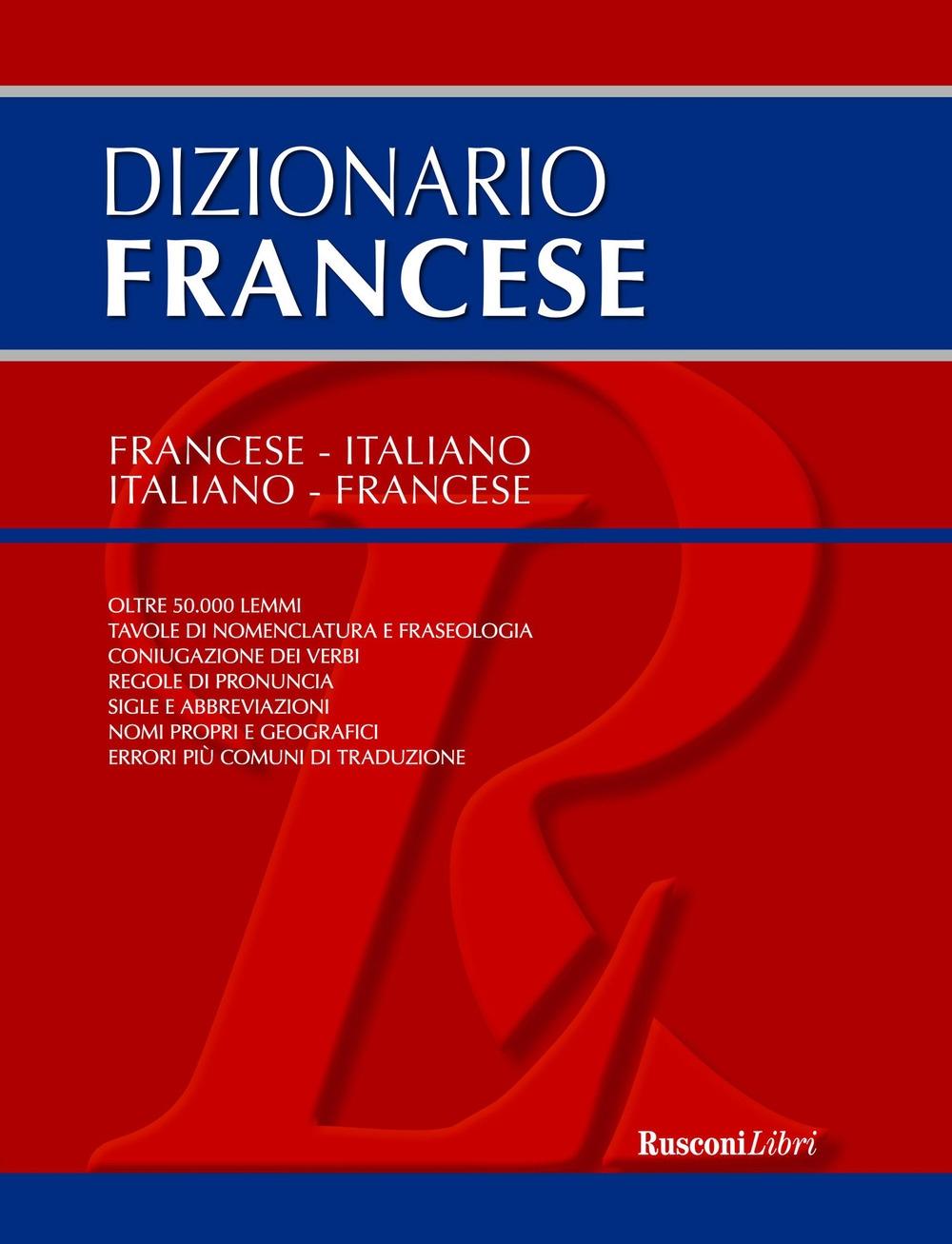 Dizionario francese
