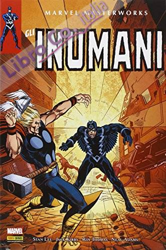 Marvel masterworks. Gli inumani. Vol. 1