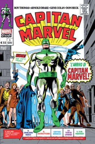 Capitan Marvel. Marvel omnibus. Vol. 1