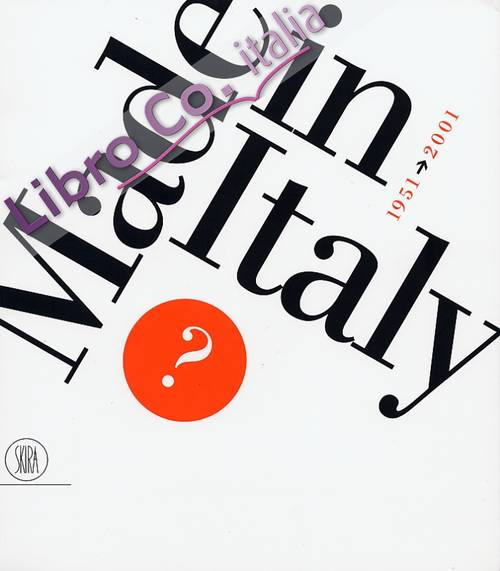 Made in Italy? 1951-2001