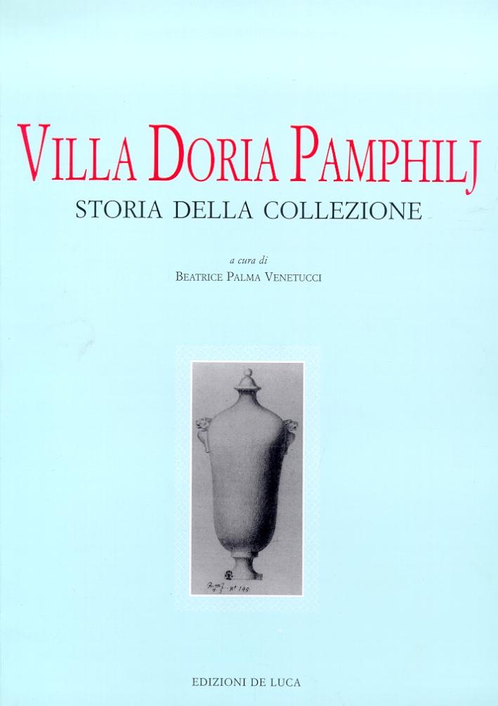 Villa-Doria-Pamphilij-Storia-della-collezione-De-Luca-Editori-d-039-arte