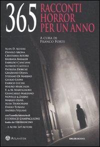 365 Racconti Horror per un anno - [Associazione Delos Books]