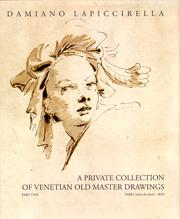 A Private Collection of Venetian Old Master Drawings. Part One.