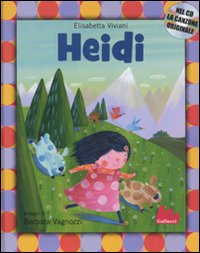 Heidi. Con CD Audio.