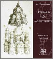 Leonard & l'architecture.