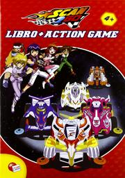 Scan2Go. Libro - action game. Con gadget.