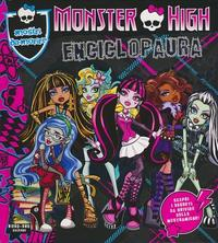 Enciclopaura. Monster High.