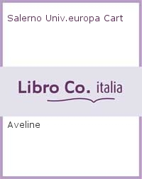 Salerno Univ.europa Cart.