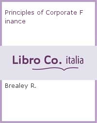 Principles of Corporate Finance.