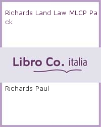 Richards Land Law MLCP Pack.