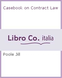 Casebook on Contract Law.